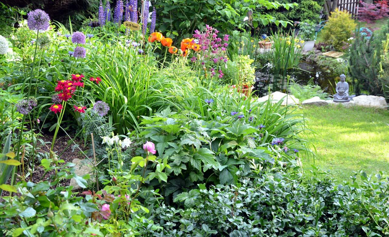 Gartengestaltung Geestland Niedersachsen