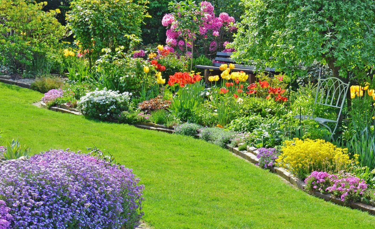 Gartengestaltung Kulmbach Bayern