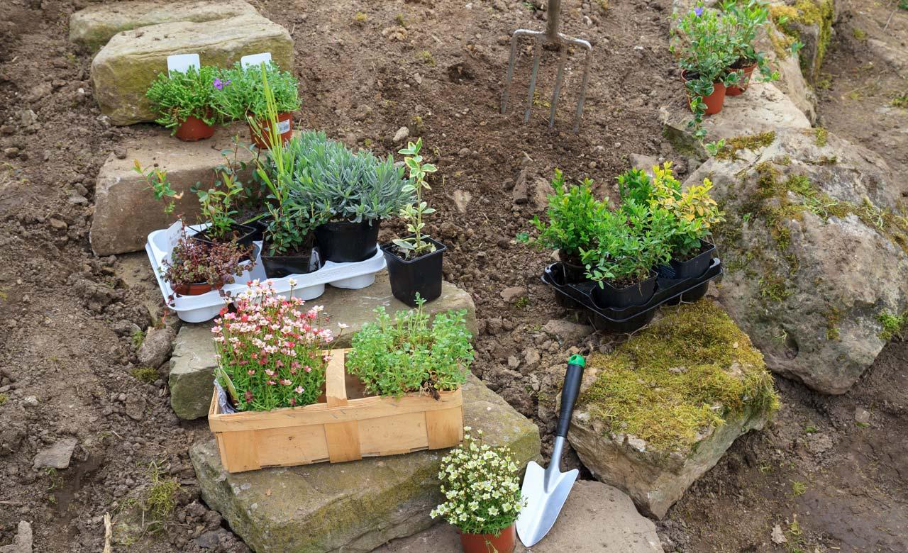 Gartengestaltung Taunusstein Hessen