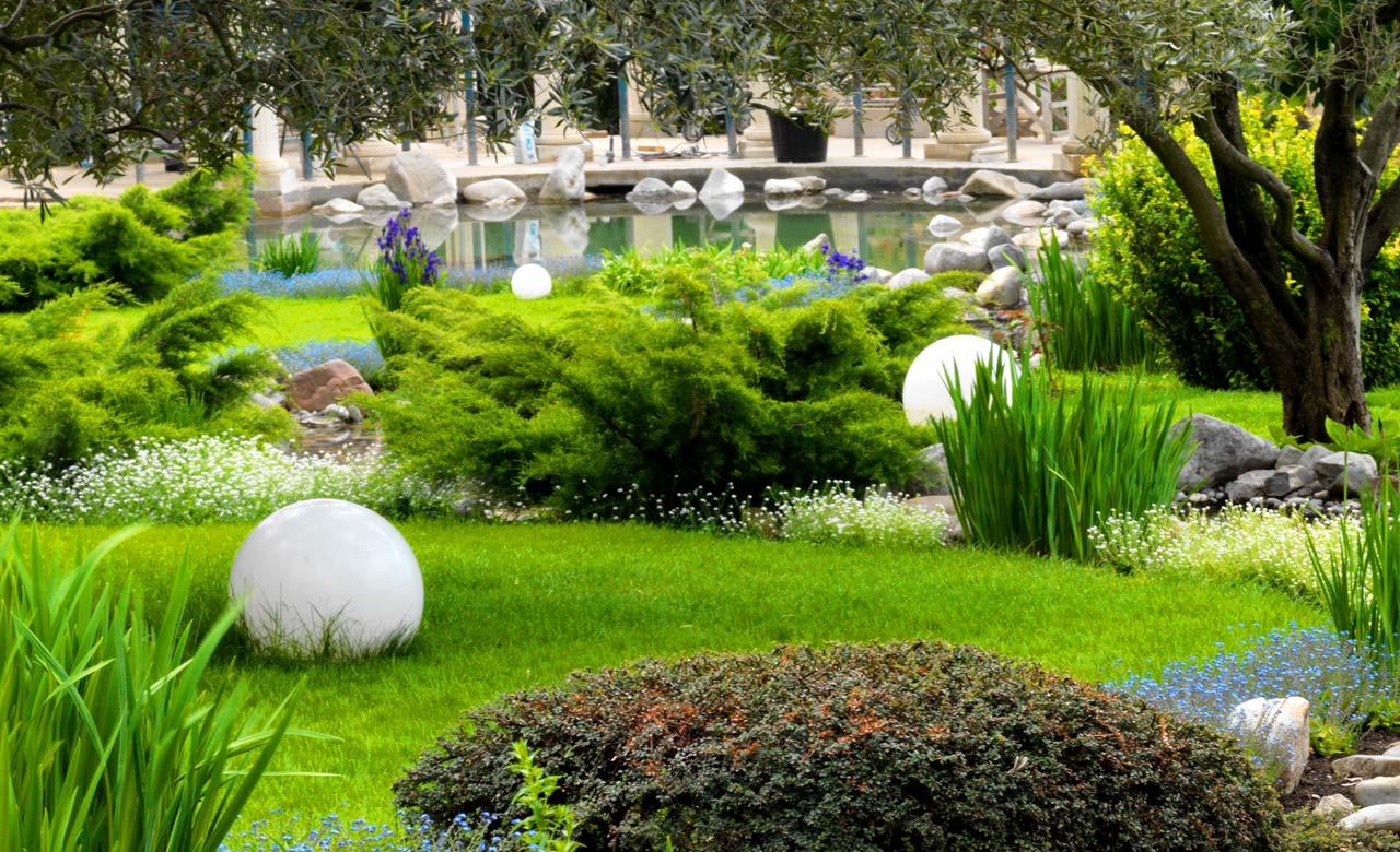 Gartengestaltung Vechta Niedersachsen