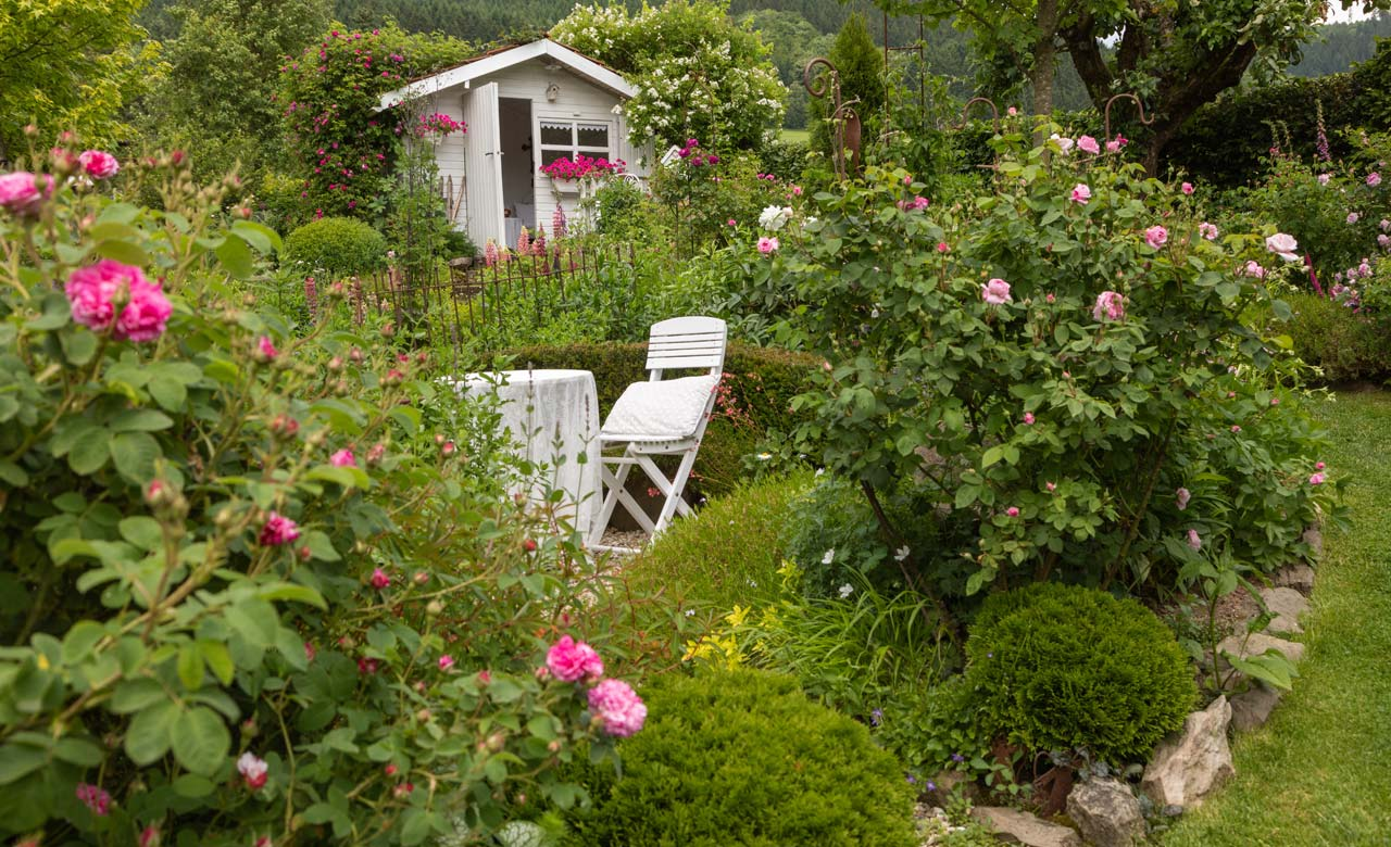 Gartengestaltung Versmold Nordrhein-Westfalen