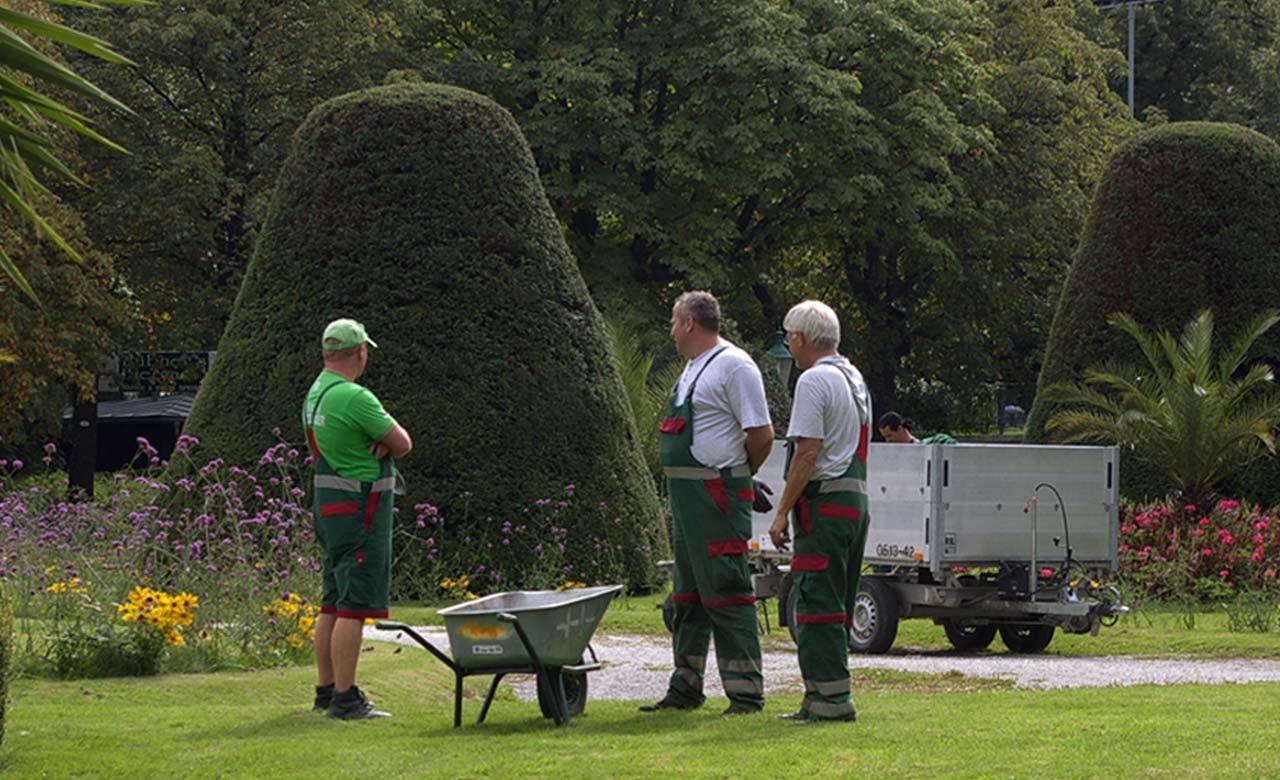 Gartenpflege Kulmbach Bayern