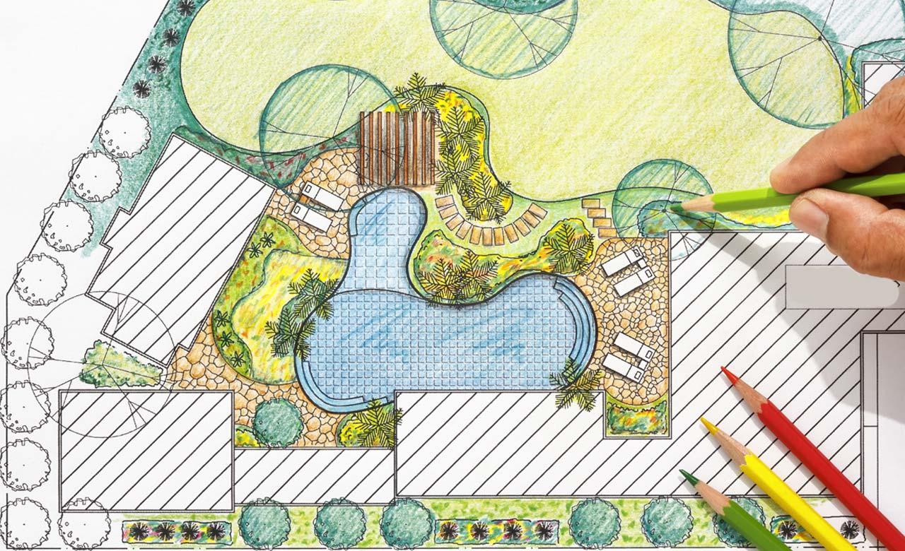 Gartenplanung Balingen Baden-Württemberg