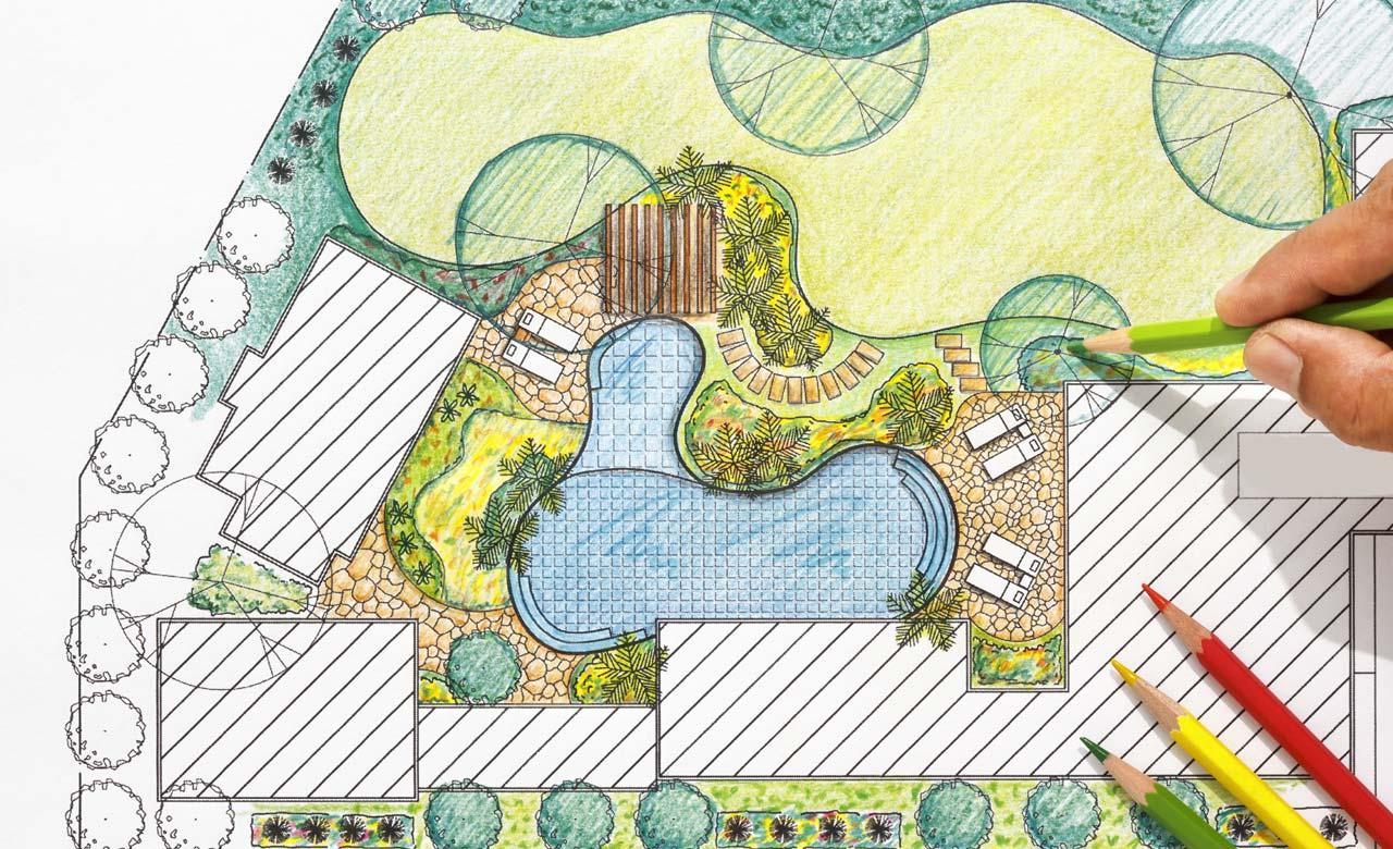 Gartenplanung Gifhorn Niedersachsen