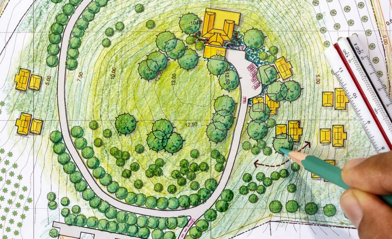 Gartenplanung Köthen Sachsen-Anhalt