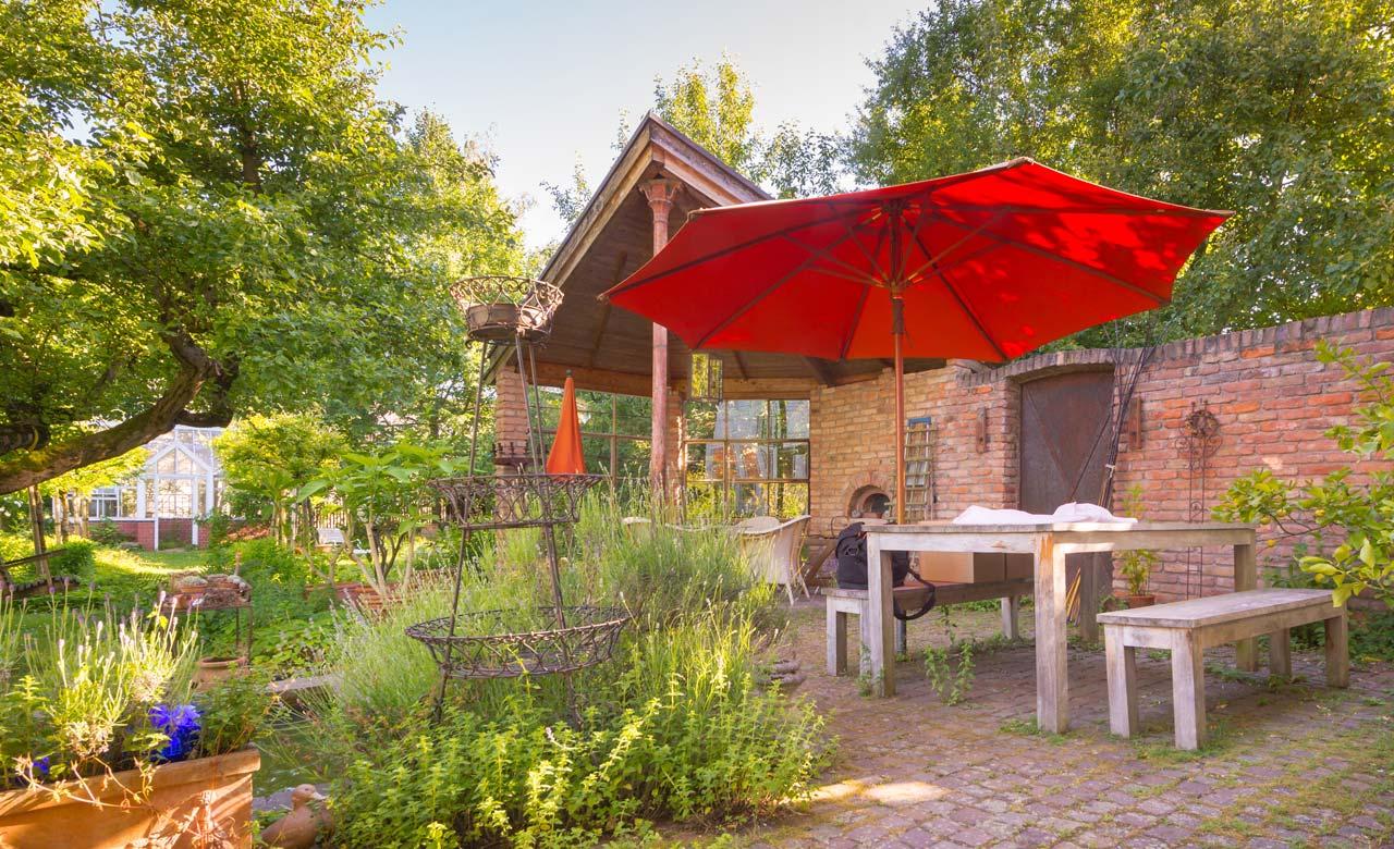 Gartengestaltung Mühlheim am Main Hessen