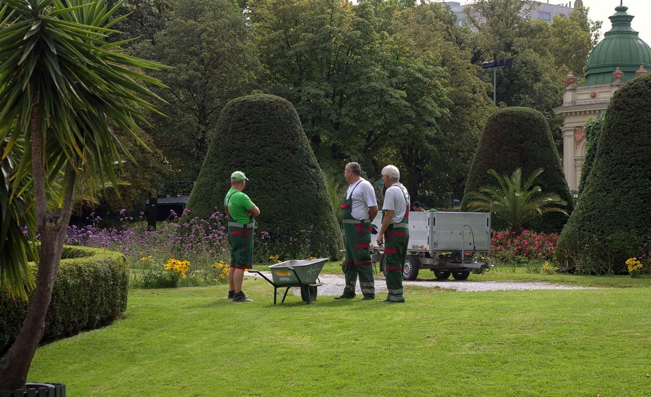 Gartengestaltung Wilhelmshaven Niedersachsen