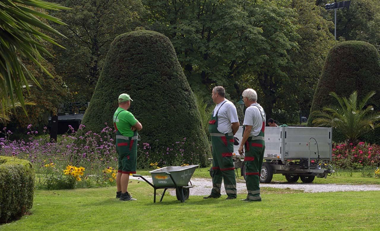 Gartenbau Limburg an der Lahn Hessen