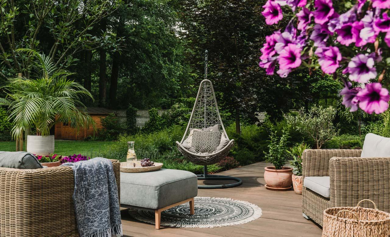 Gartengestaltung Lindau Bayern