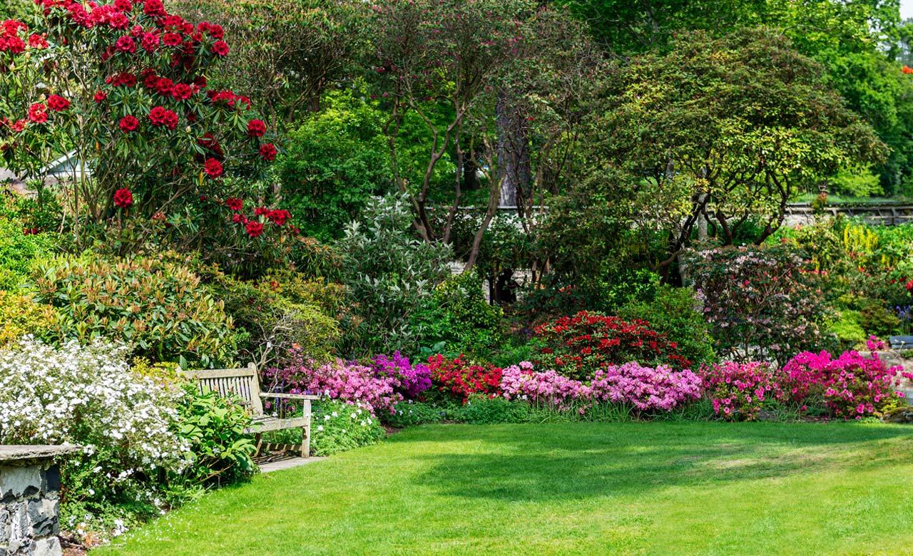 Gartengestaltung Ludwigsfelde Brandenburg